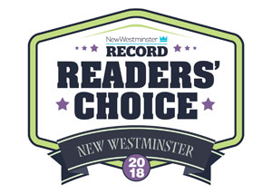 New Westminster Record - Readers' Choice 2018